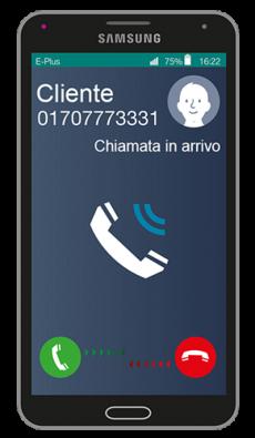 cliente-chiamata